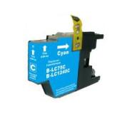 Brother LC1240 modrá 17ml 100%NEW kompatibilní inkoustová kazeta LC 1240,LC-1240,PRINT IT Brother LC-1240 Cyan