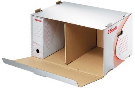 Archivační krabice otevírání boční zepředu 510x275x365mm