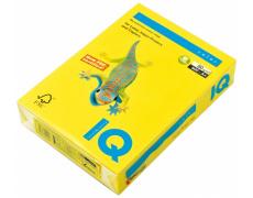 Barevný papír IQ COLOR A4 160GR CY39 kanárkově žlutá  250archů
