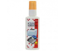 Čisticí roztok na plasty, rozprašovač, 50ml, L