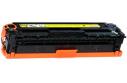 Kompatibilní toner HP CE322A žlutá 100% NEW 128A , 1300stran , CE322 A , CE 322 A , HP128A , HP 128A