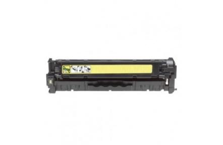 Toner HP CE412A žlutá , kompatibilní toner 305A , 2600stran ,