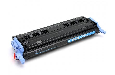HP Q6001A modrá kompatibilní toner reman 2000stran, Q6001 A