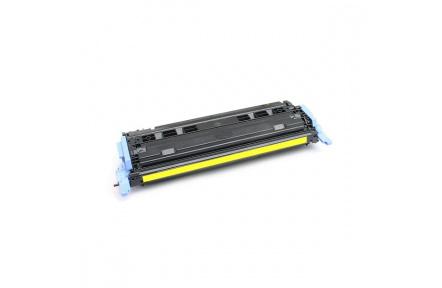 Kompatibilní toner HP Q6002A žlutá kompatibilní 2000stran Q6002 A