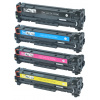 Kompatibilní toner HP CC531 A modrá 2800stran,CC531A, CC 531, Canon CRG718 , CRG 718,