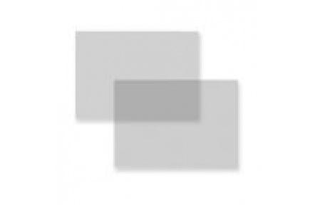 Přední stran pro kroužkové vazače A3 PVC fólie transparent  200mic 100ks