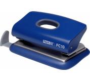 Děrovač RAPID FC10 modrý , děrovačka