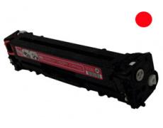 HP CB543A červená kompatibilní toner  1400stran , CB 543A , CB543 A ,HP CB543A purpurový LaserJet CP1215, CP1515