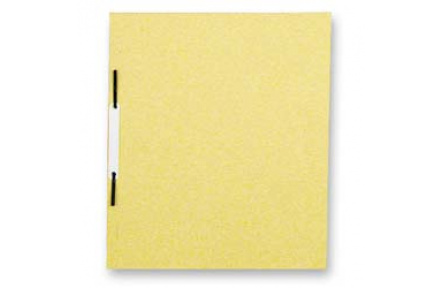 Rychlovazač obyčejný classic žlutý, nezávěsný papírový rychlovazač 1ks
