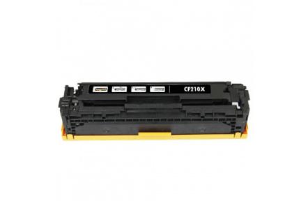 Toner HP CF210X, LaserJet Pro 200 M276n, 131A, black