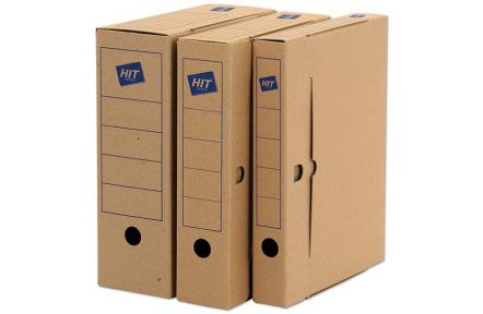 Archivační boxHIT Board natur A4 50mm 330x260x50mm