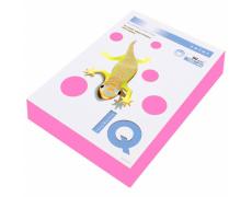 Barevný  papír IQ COLOR NEON A4 80g růžová 500listů
