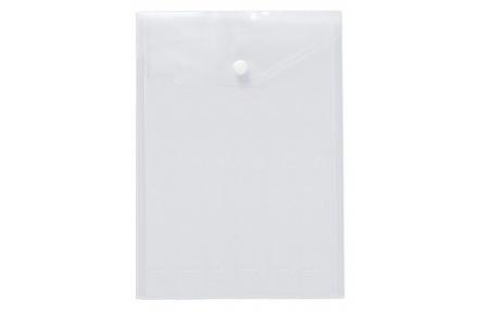 Obálka plastová s drukem na výšku A4 transparentní