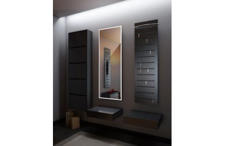 Interierové zrcadlo podsvícené LED 60x170cm BOSTON