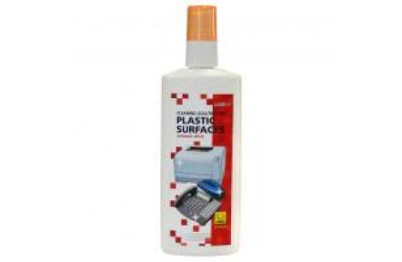 Čisticí roztok na plasty, rozprašovač, 125ml, L