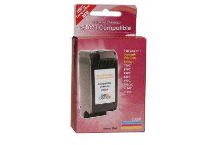 HP C1823A - kompatibilní, č.23 barevná, 45ml NEW