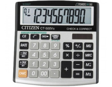 Kalkulačka CITIZEN CT 500V