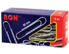 Aktové spony RON 472 50mm 75ks