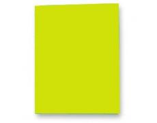Mapa odkládací bez klop prešpanová zelená 1ks prešpanové desky