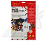 Magnetický papír, PRO, bílý, A4, 871 g/m2, 1440dpi, 2 listy, pro inkoustové tiskárny, L