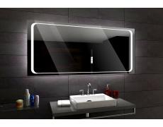 Koupelnové zrcadlo s LED podsvětlením120x60 cm BARCELONA