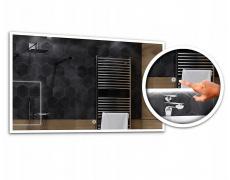 Dotykový vypínač k LED zrcadlu,   LED