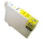 Epson T1284 kompatibilní inkoustová náplň pro Stylus SX125 SX130 SX420W SX425W S22 BX305F, žlutá 14ml, C13T12844021