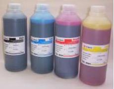 Inkoust červený 1 litr pro HP 6578 / 6625/1823 INKH800C