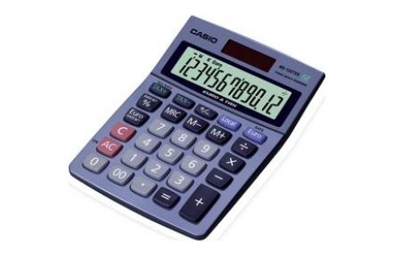 Kalkulačka CASIO MS 120 TER CASIO