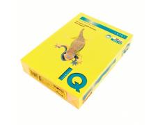 Barevný  papír IQ COLORS ZG34 A4 80g citrónově žlutá  500listů