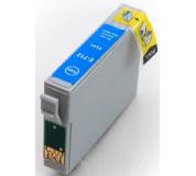Epson T0712 modrá 100% NEW kompatibilní inkoustová kazeta NEW CHIP 14ml, T 0712, T-0712