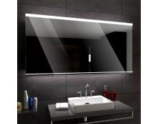 Koupelnové zrcadlo s LED podsvětlením 135x70 cm SEOUL