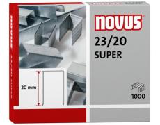 Drátky do sešívaček NOVUS 23/20 1000ks