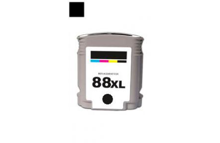 HP C9396 č.88 XL černá 69ml 100% NEW kompatibilní kazeta , 9396 , č. HP 88XL