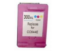 HP CC644XL č.300XL barevná 18ml , kompatibil KAPRINT , CC644 XL , 300XL, 300 XL , CC 644XL