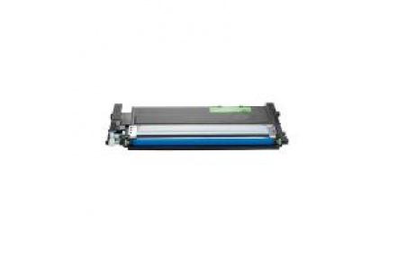 Kompatibilní laserový toner s: SAMSUNG CLT-C406S Cyan (1.000str.)
