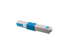 Toner OKI C301 CYAN (44973535) kompatibilní kazeta OKI C301/321/MC342 (44973535), 1500 str.
