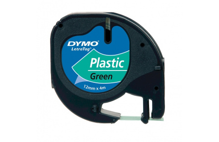 DYMO páska LetraTag 59425 - zelená