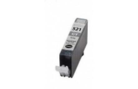 Canon CLI526 GY šedá S CHIPEM , 12ml ,100% NEW kompatibilní inkoustová kazeta  CLI 526, CLI-526GREY