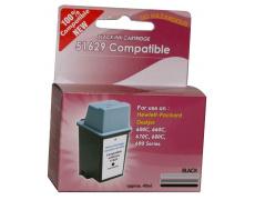 HP 51629A černá,100% NEW kompatibil KAPRINT ,40ml,