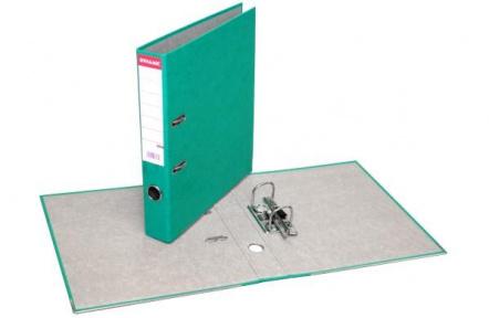 Pořadač pákový A4 PREŠPAN 5cm zelený