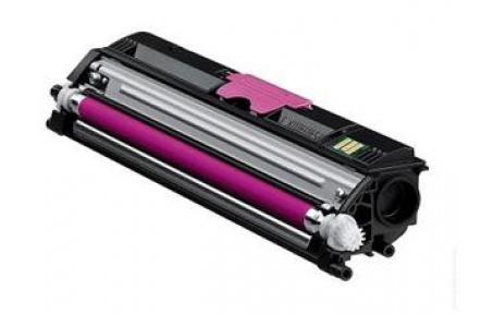 Toner Konica Minolta MC 1600W - červený 100% nový (MC 1600, 1650, 1680, 1690,  1690MFP) 2500 kopií,A0V30CH