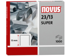 Drátky do sešívaček NOVUS 23/13 1000ks