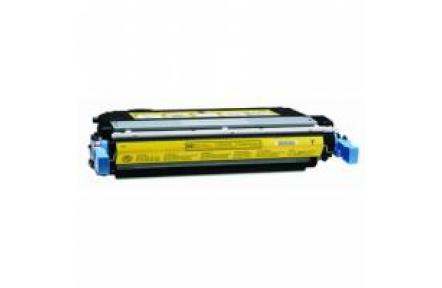 Kompatibilní toner HP CB402A žlutá, 7500stran ,CB 402A , CB 402 A, CB402 A