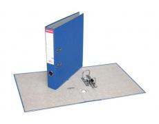 Pořadač pákový A4 PREŠPAN 5cm modrý