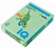 Barevný papír IQ COLORS MG28 A4 80g středně zelená 500listů