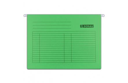 Závěsné zakládací desky DONAU zelené