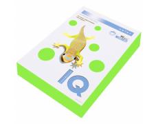Barevný  papír IQ COLOR NEON A4 80g zelená 500listů
