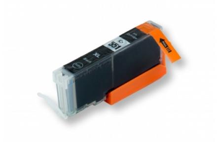 Canon CLI-551 BK  ,12ml černá kompatibilní kazeta vč.CHIPU , PRINT IT Canon CLI-551 XL Black