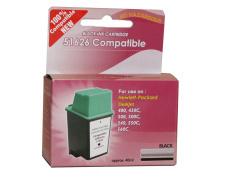 HP 51626A černá,100% NEW kompatibil, 40ml, KAPRINT